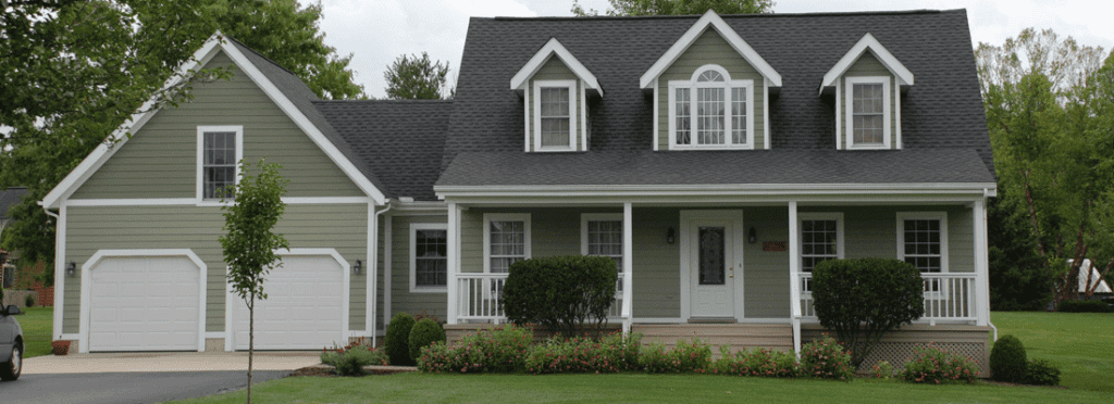 Painting Metal Siding and Gutters