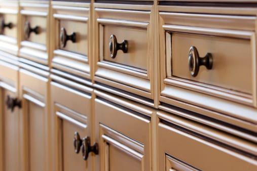 Kitchen Drawers Cabinet painting
