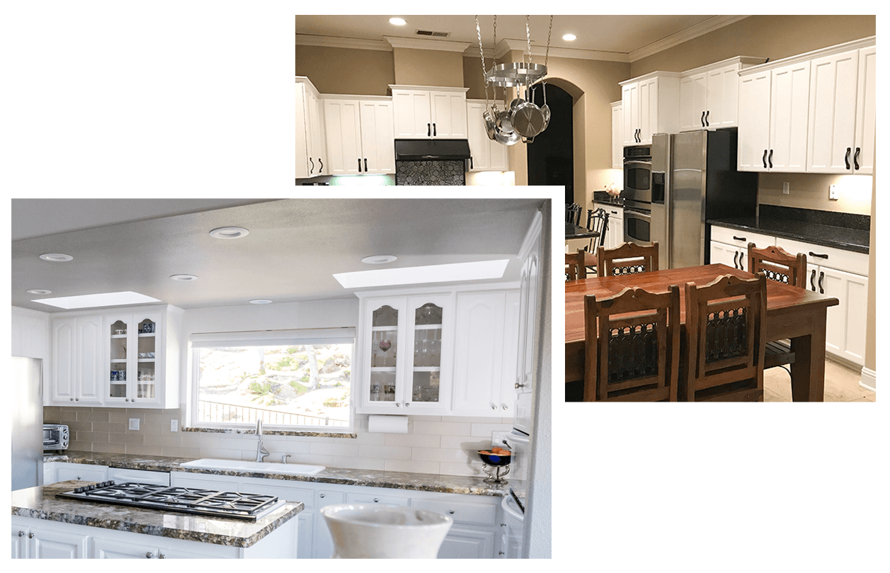 Professionally Painted Elk Grove Homes